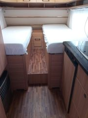 Wohnwagen LMC Style 450E