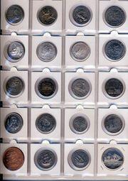 Kuba Cuba 20 x Münzen