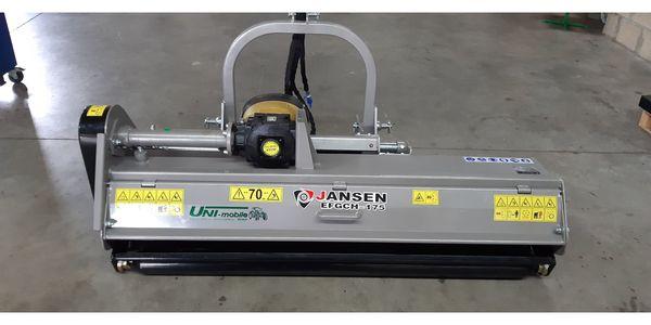 Schlegelmulcher Jansen EFGCH-175 cm hydr