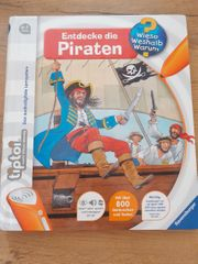 TipToi - Entdecke die Piraten Band