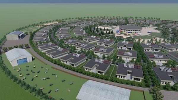 ECO-Village - Bauherrengemeinschaft alternatives Wohnen alternative