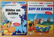 Asterix babbelt hessisch 1 und