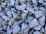 Granitbruchsteine - von 25 kg bis