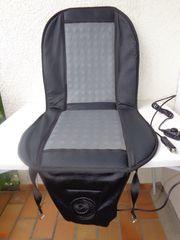 Autositz-Auflage mit Noppen und Ventilator