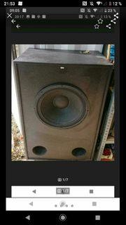 Musik Box groß Funktionsfähig zum