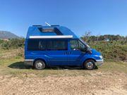Ford Transit Nugget - teilintegrietes Wohnmobild
