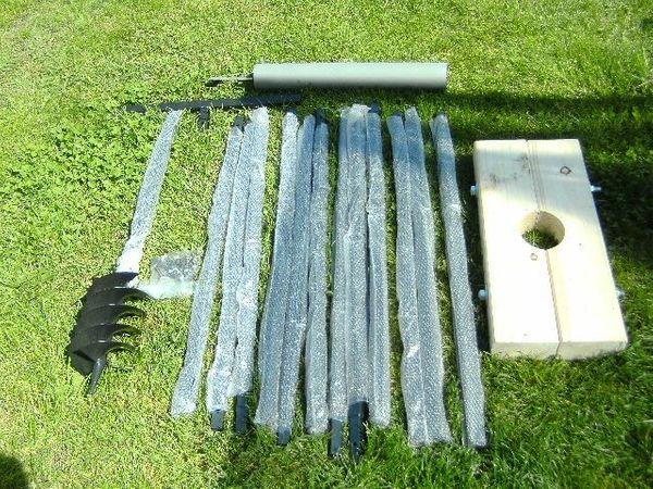 Verkaufe Brunnenbau komplett set. für Gartenbrunnen !