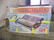 Tapeziergerät Kleistermeister