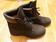 Timberland 6 Inch Premium Black