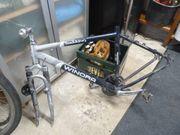 Fahrrad Rahmen Winora inklusive Federgabel