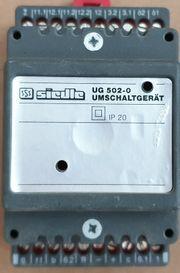 Siedle UG 502-0 Umschaltgerät