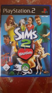 Sims 2 Haustiere Playstation