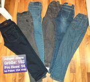 Jungen Jeans in Gr 140