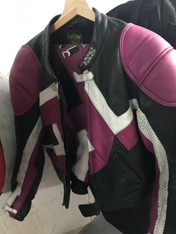 Motorrad Anzug IXS