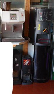 3 Kaffeeautomaten - Kaffeevollautomaten - Melitta 2000 -