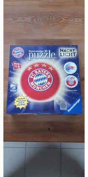 Ravensburger Bayern München 3D-Puzzle Nachtlicht