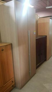 Kleiderschrank Schmal 90x225x60 Modern - HH1806
