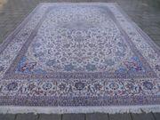 edler hochwertiger großer Orientteppich - 450cm