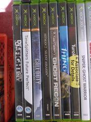 X-Box 80 Spiele