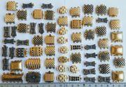 65 Collier-Verschlüsse aus Metall 1 -