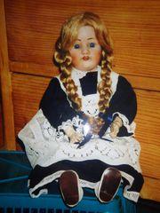 Antike Puppe