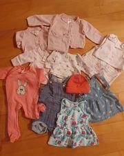 Mädchenkleidung Babykleidung 50 56 12