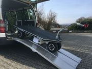 PowerPac AKKU-Plattformwagen Typ AP800XL Transportwagen