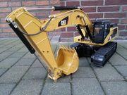 Wedico CAT 345D LME RC-Kettenbagger