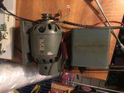 Industrienähmaschinen Motor