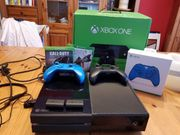 Xbox One 500Gb extras