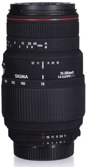 Sigma 70-300 mm F4 0-5