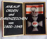 1A Ankauf Militaria München Orden