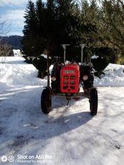 Schlepper-Traktor FAHR D180H -Oldtimer