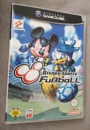 Disney Sports Football - Nintendo GameCube