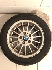 Original 16 BMW 3er Alufelgen