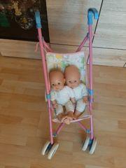 perfekte geschenk puppenwagen Baby born