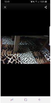 Leopard Teppich