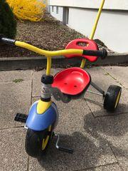 Puky Dreirad mit verstellbare Stange