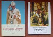 Johannes Paul II Bücher Geschenk
