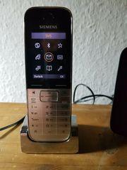 Gigaset SL785 DECT mit Anrufbeantworter