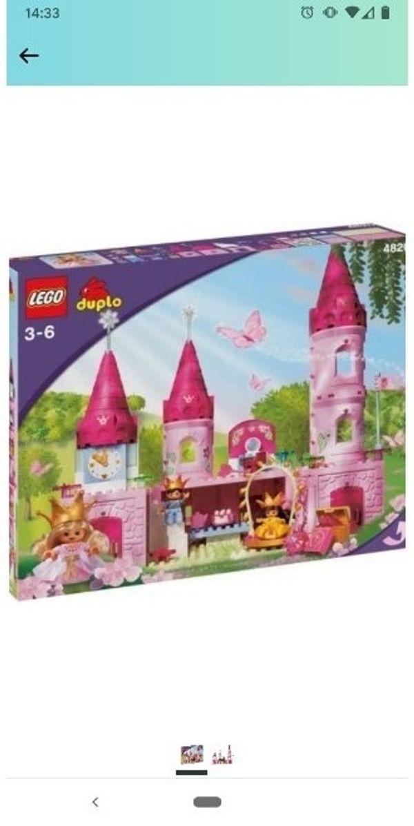 Lego Duplo Prinzessin 4820 3x