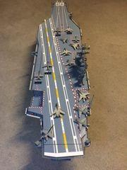 RC- Flugzeugträger Modellschiff Nimitz 1