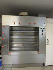 Bäckereibackofen Etagenbackofen MD 80 Öl -