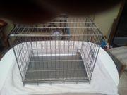 Hunde Box aus Metall
