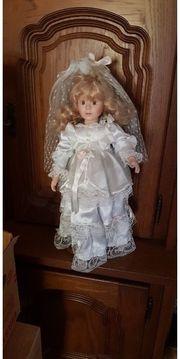 Puppe Braut Hochzeit
