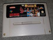 Super Nintendo WWF Royal Rumble
