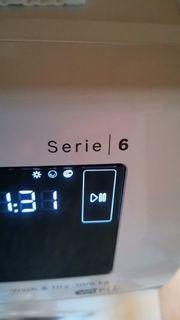 Bosch Waschtrokner Serie 6 4