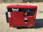 Stromerzeuger Herkules HSA-5500 3500 Watt