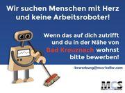 Minijob für Reinigungsarbeiten Bad Kreuznach