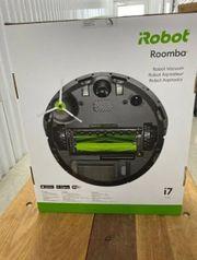 Roboterstaubsauger iRobot Roomba i7 neu